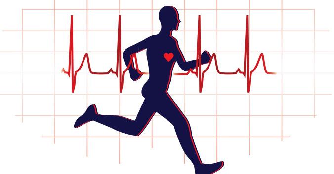 Aumentar a frequência cardíaca condiciona o físico e emagrece