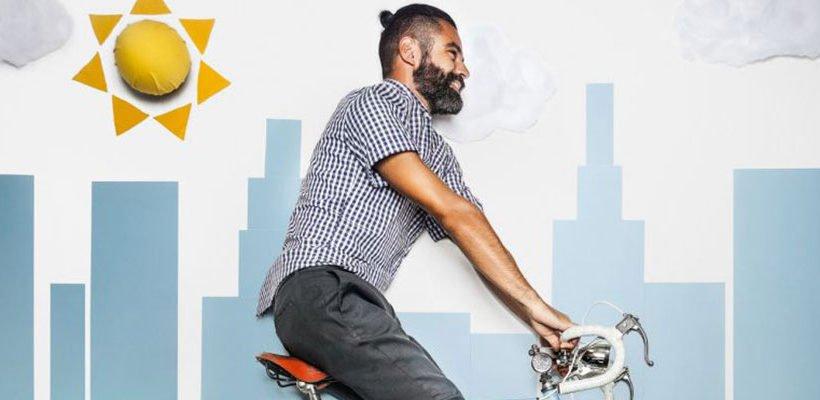 Vá de bike!