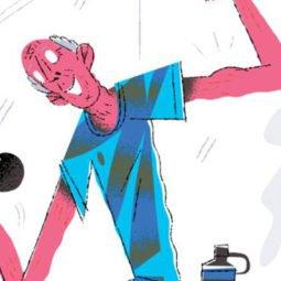 Só 15 minutos de exercícios já beneficiam pessoas mais velhas